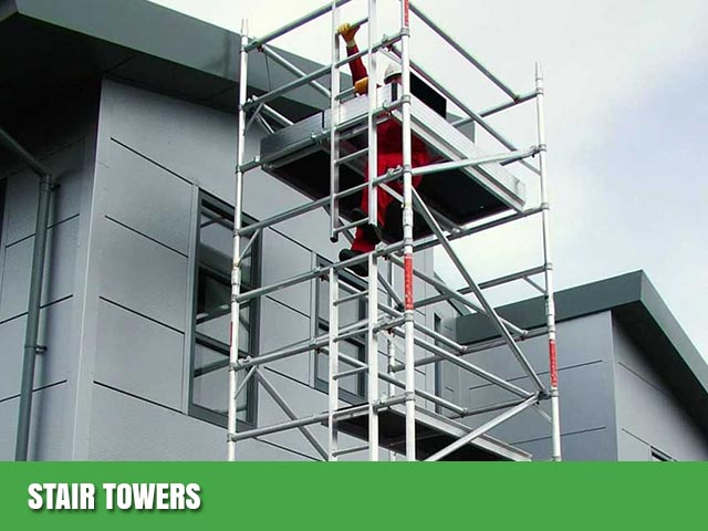 STAIR TOWERS IMAGE